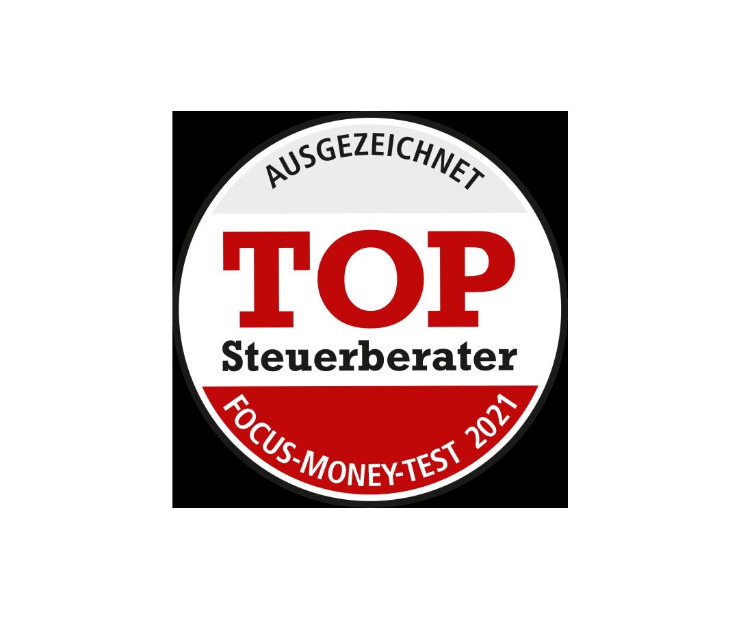 TOP Steuerberater bei Focus Money – wir sind zum 13. Mal dabei!